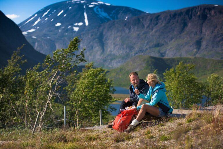 Vakantie 2022 zomer Scandinavië