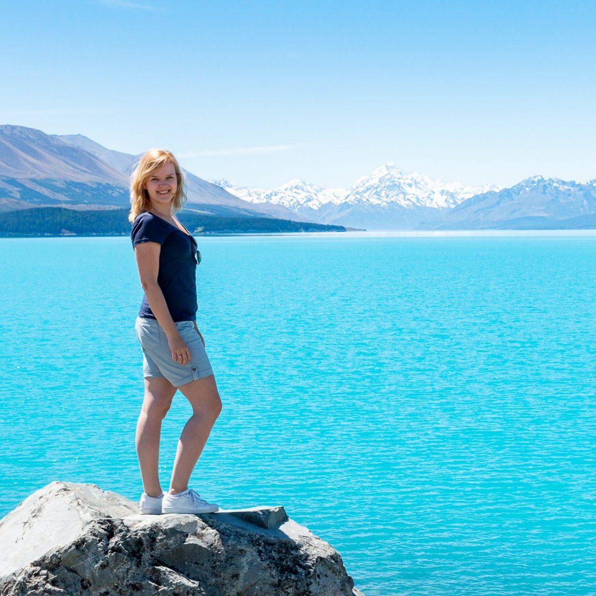 Natuurlijk op Reis Ellen in Nieuw-Zeeland